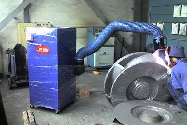 焊煙除(chu)塵器