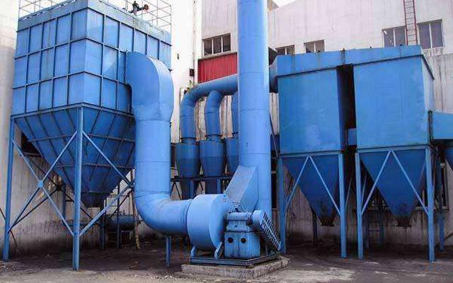 鑄造廠除(chu)塵器